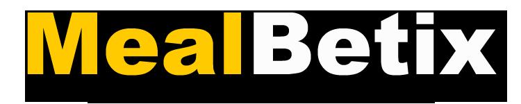 MealBetix logo