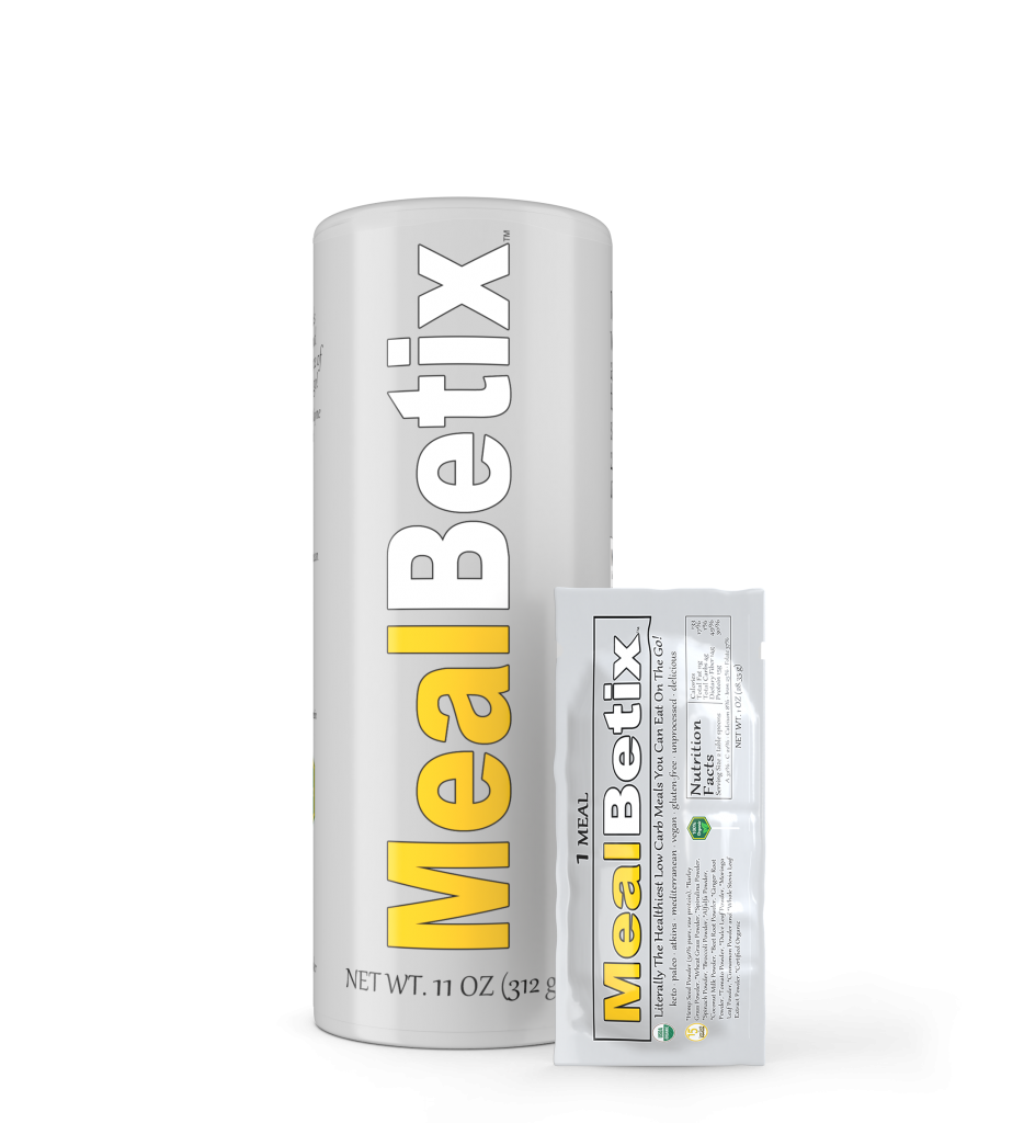 MealBetix - the healthiest meal replacement on earth!