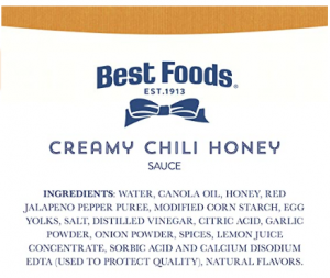 What Are The Most Common Ingredients On Labels